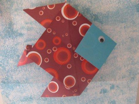 guirlande poisson origami DIY (4)