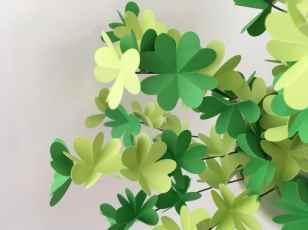 plante verte en papier (6)