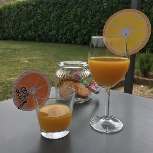 marque-verre fruit