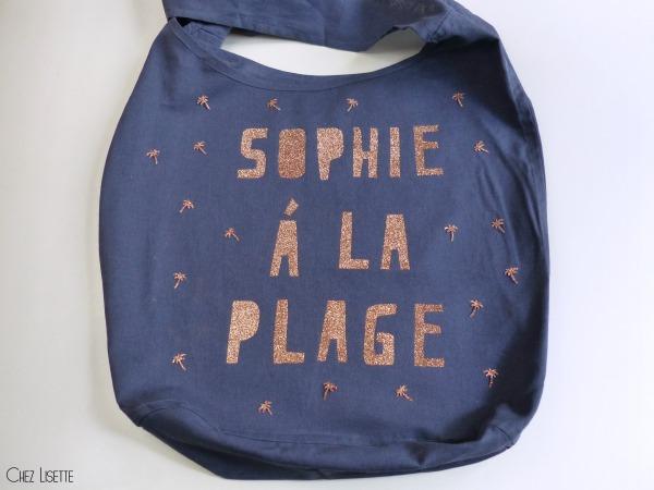 Chez Lisette DIY sac en tissu de plage final