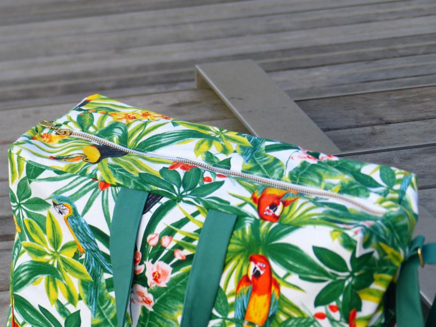 Chez Lisette sac tropical 6