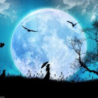 Veille de Nouvelle #lune est un #jour #critique en #astrologie