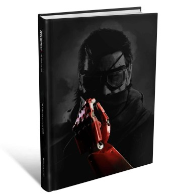 Guide collector MGSV