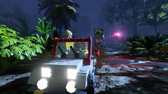 Lego Jurrasic World