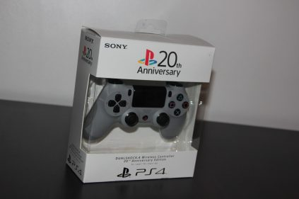 manette PS4 20th anniversary