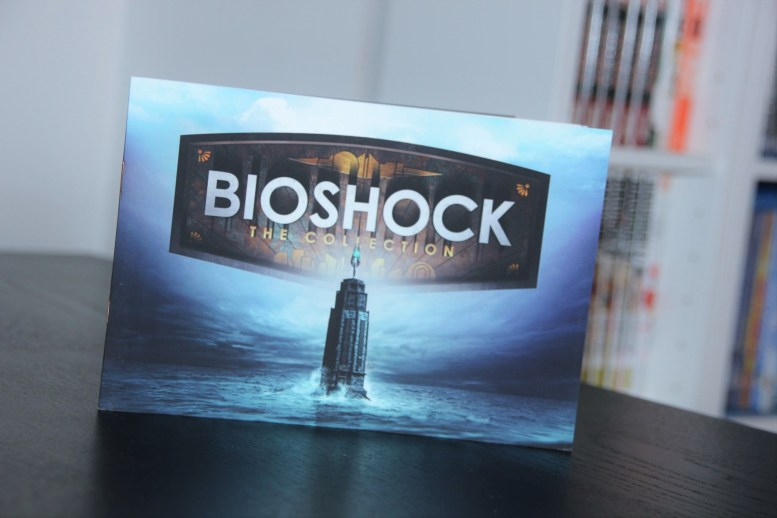 Press kit de Bioshock The Collection