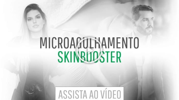 Curso Microagulhamento Skinbooster Rejuvenescimento Facial