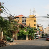 Three nights in Phnom Penh