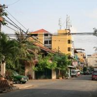 Three nights in Phnom Penh