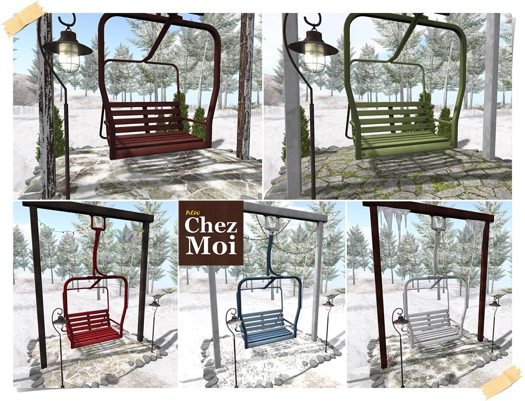 Lift Colors CHEZ MOI
