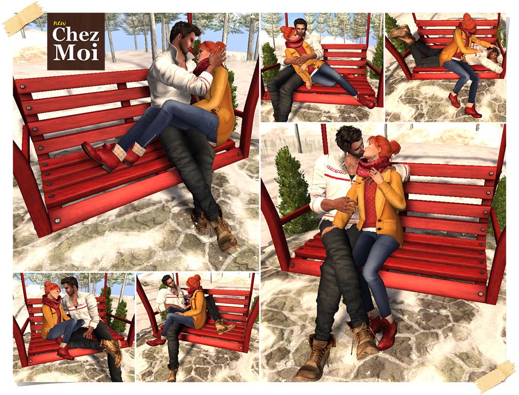 Lift Pose Couple 1 CHEZ MOI
