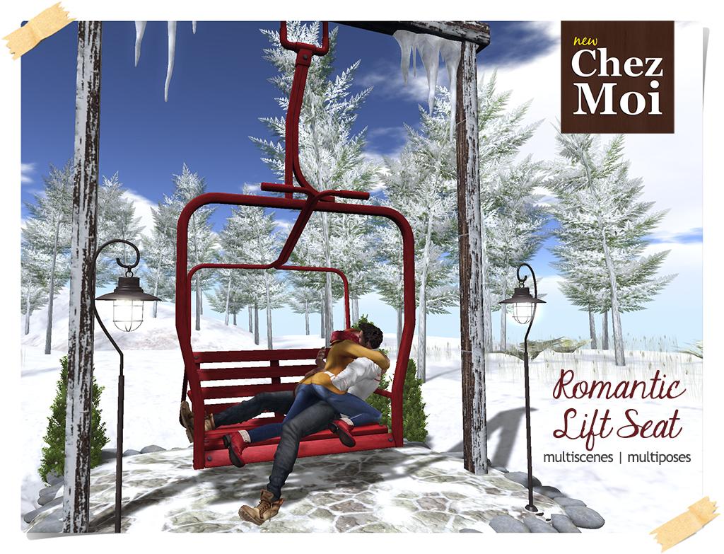 Romantic Lift Seat Main CHEZ MOI