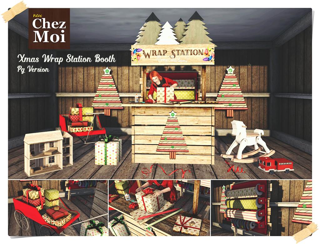 Wrap Station PG CHEZ MOI