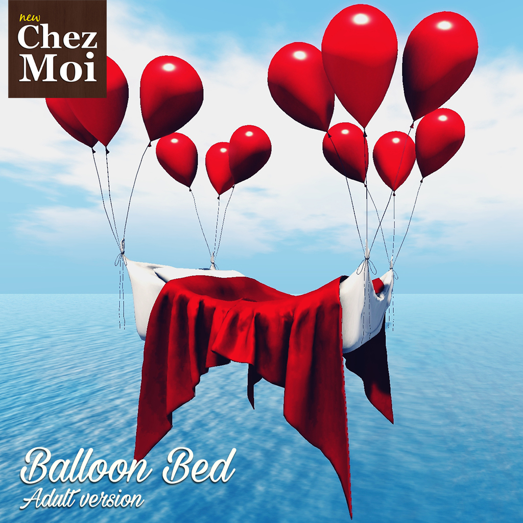 Balloon Bed CHEZ MOI