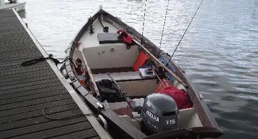 doris pour la peche en mer