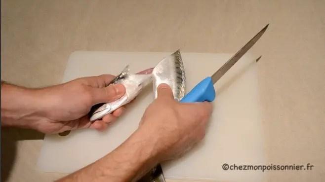preparer un maquerau