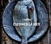 livre cuisiner la mer