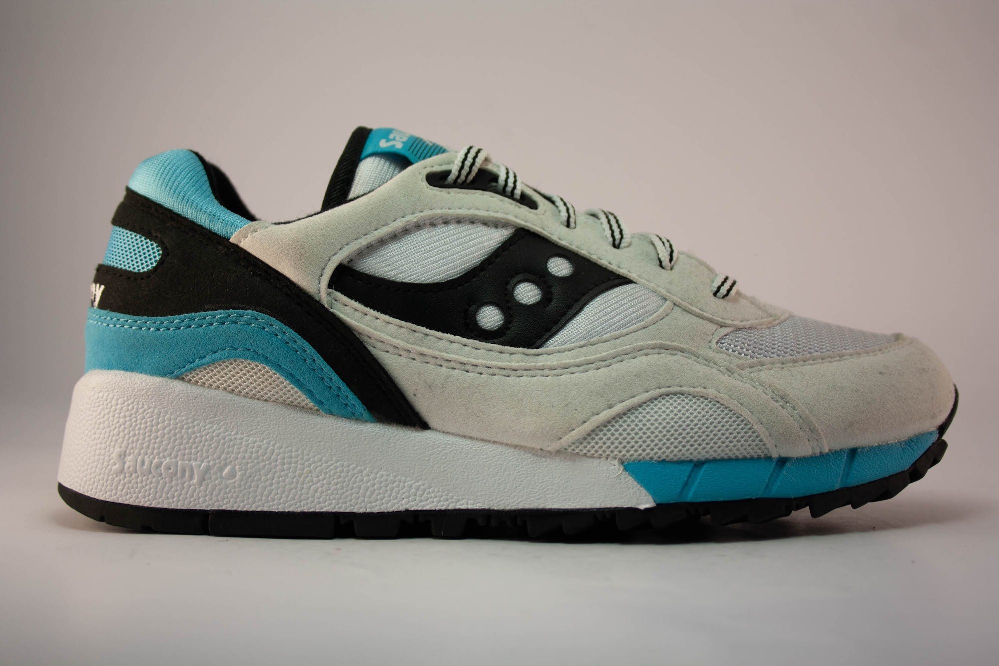 Saucony X Feature Living Fossil Shonisaurus Shadow 6000 GreenGreen