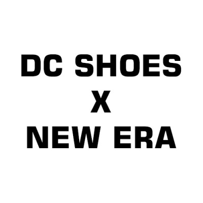 Dcshoes X NewEra