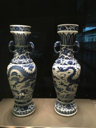 David Vases, China