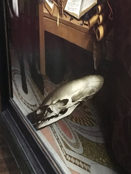 the Skull!