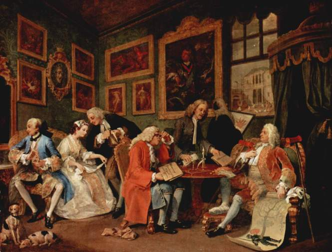 The Marriage Settlement