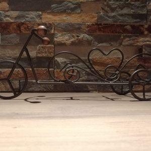 chevalet tricycle fer forgé location de décorations pour événements tours 37 indre et loire