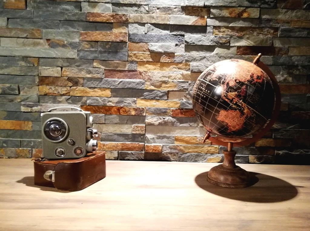 Caméra vintage camera location thème voyage décorations Tours 37 indre et loire Blois Loir et cher 41 Poitiers 86 vienne