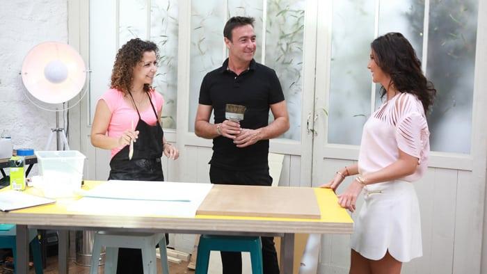 Latelier Déco aurélie et un de ses experts - L'atelier déco, la nouvelle émission déco