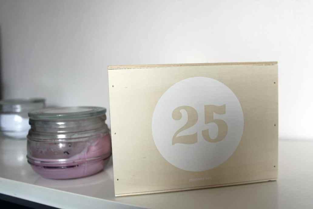designer box numero 25 - J'ai testé pour vous la Designer box