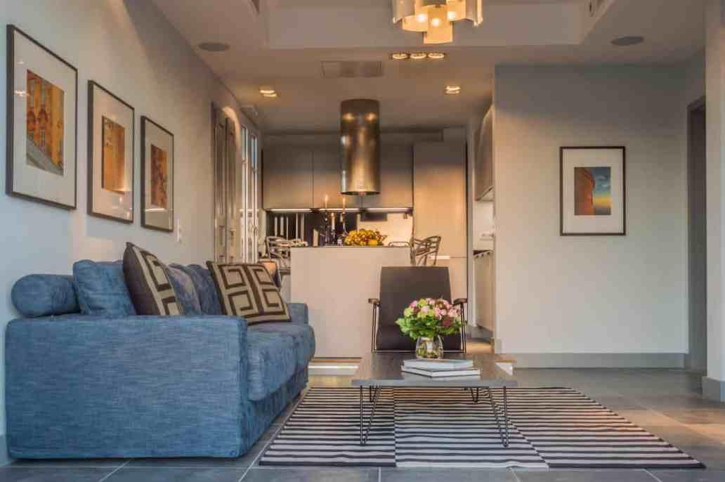 sejour penthouse nice luxoria interior architecte - Luxoria Interiors, un cabinet d' architecte haut de gamme