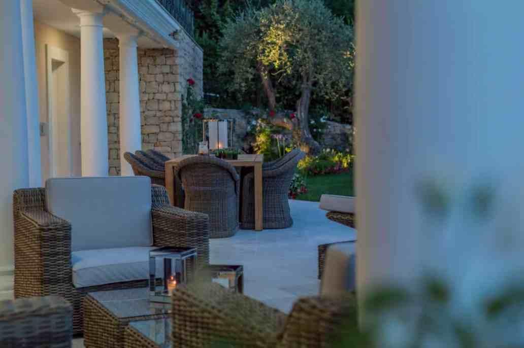 terrasse villa riviera nice luxoria architecte - Luxoria Interiors, un cabinet d' architecte haut de gamme