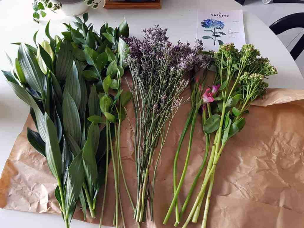 fleurs de saison dans la box bloom s - Bloom's, une box de fleurs remplie de charme