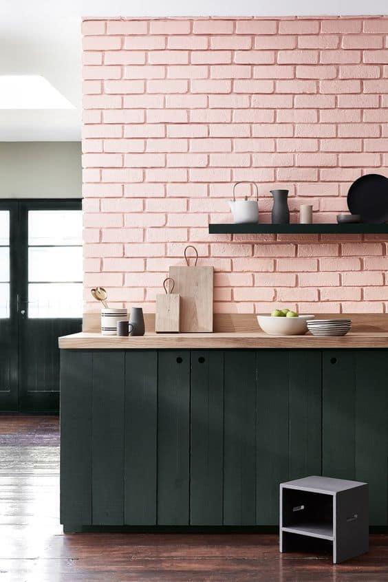 cuisine rose et bois lagom - Le lagom, une nouvelle tendance déco venue de Suède