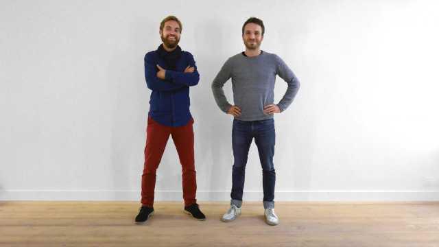 Simon et Olivier Archibien