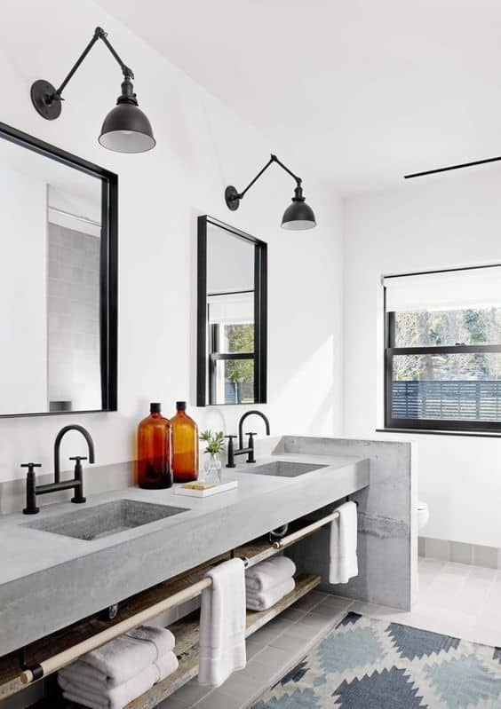 salle de bain applique industrielle luminaire - Quel luminaire d'intérieur pour ma déco ?