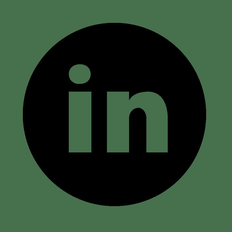 linkedin circled - A propos
