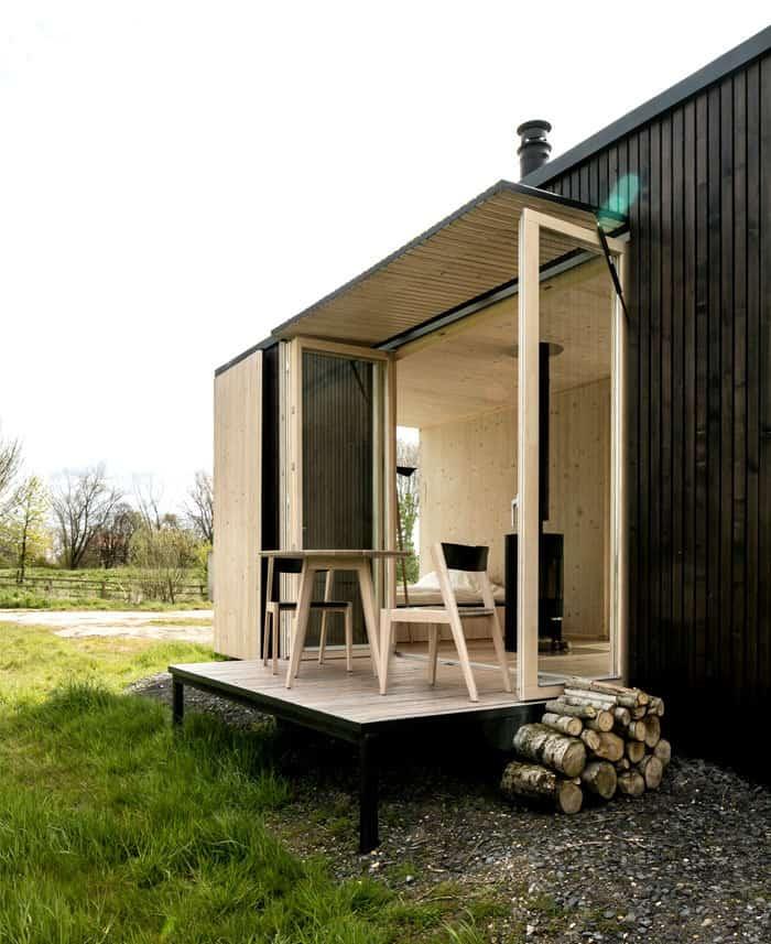 sustainable eco shelter 5 interiorzine  - Tout ce qu'il faut savoir avant de construire une maison écologique