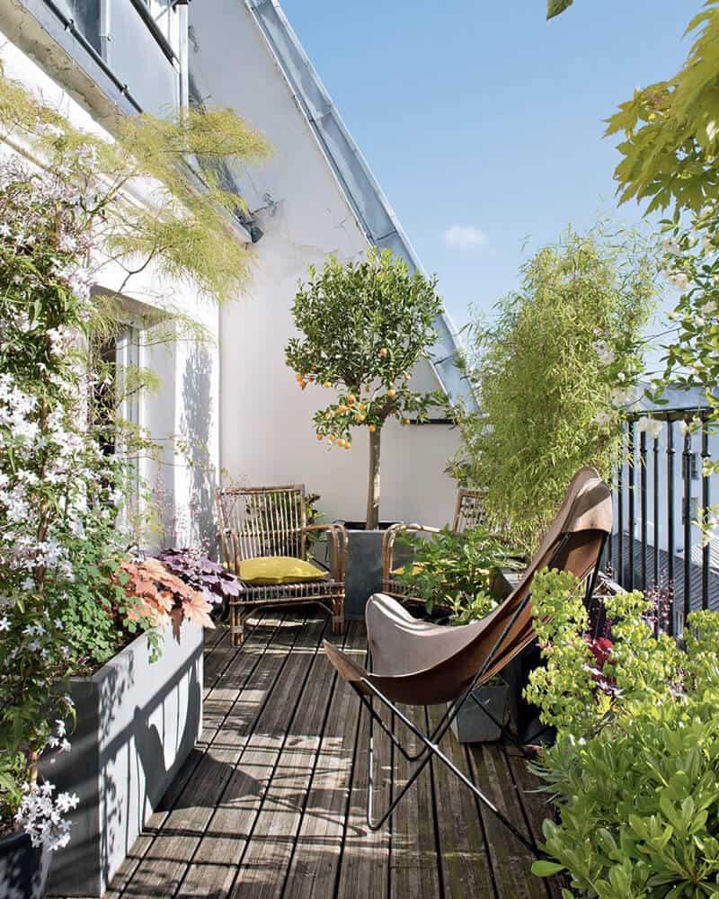 deco balcon printemps 4 - 5 astuces pour réussir l'aménagement du balcon