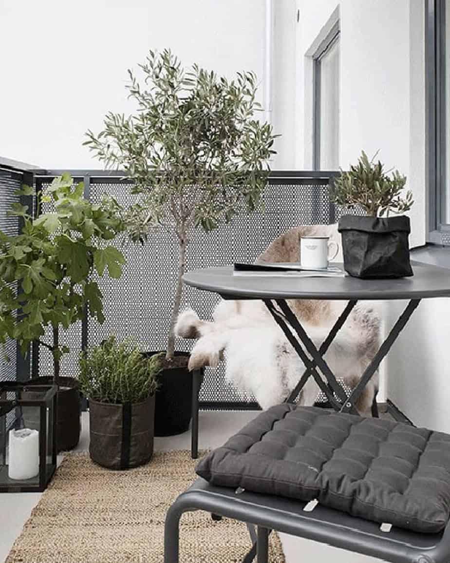 idee deco balcon 11 - 5 astuces pour réussir l'aménagement du balcon