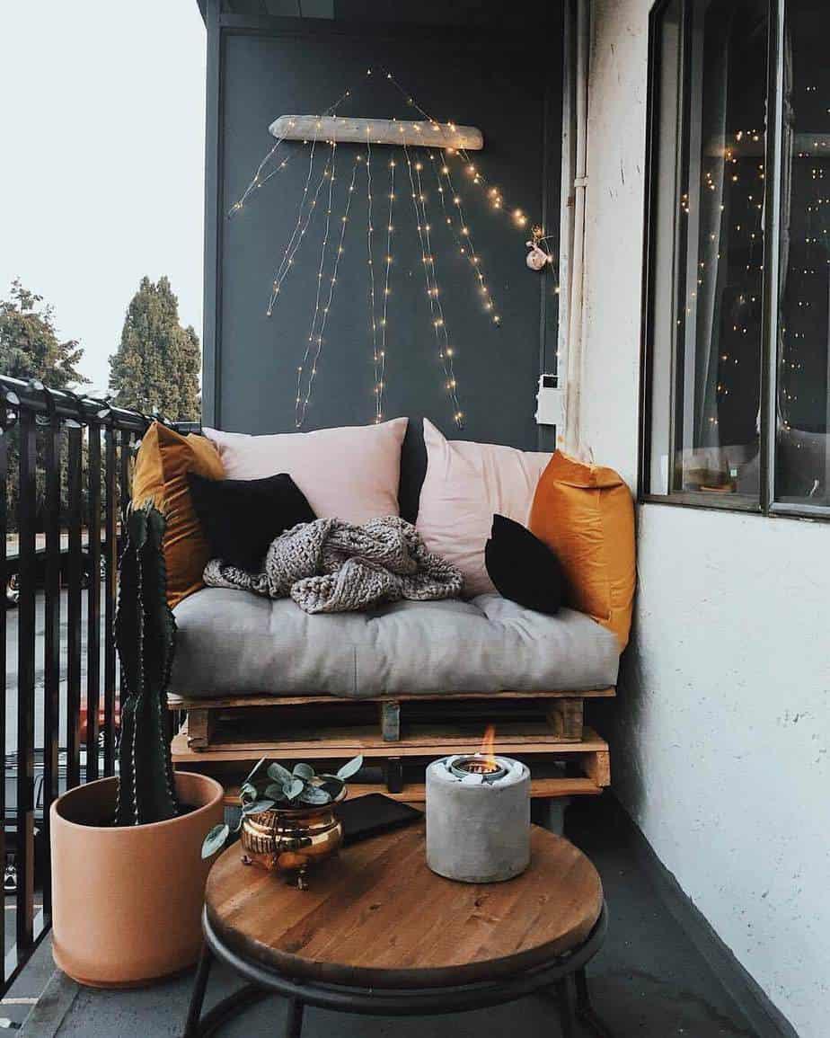 Idée Déco Avec Des Palettes 8 diy pour décorer le balcon à moindre coût