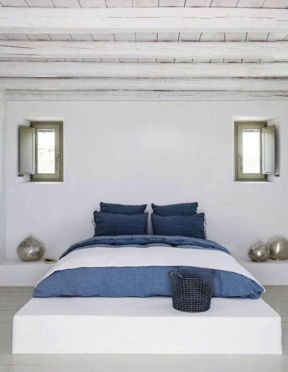 chambre avec deco grecque - Réussir une décoration d'inspiration grecque