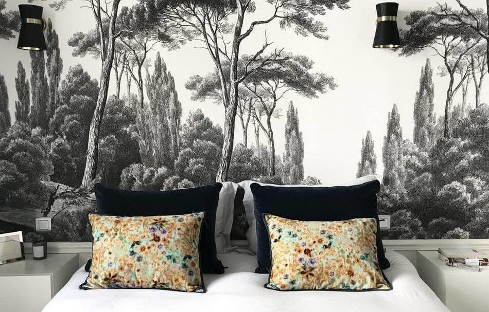 cropped papier peint panoramique 2 - 10 styles de papier peint panoramique à couper le souffle