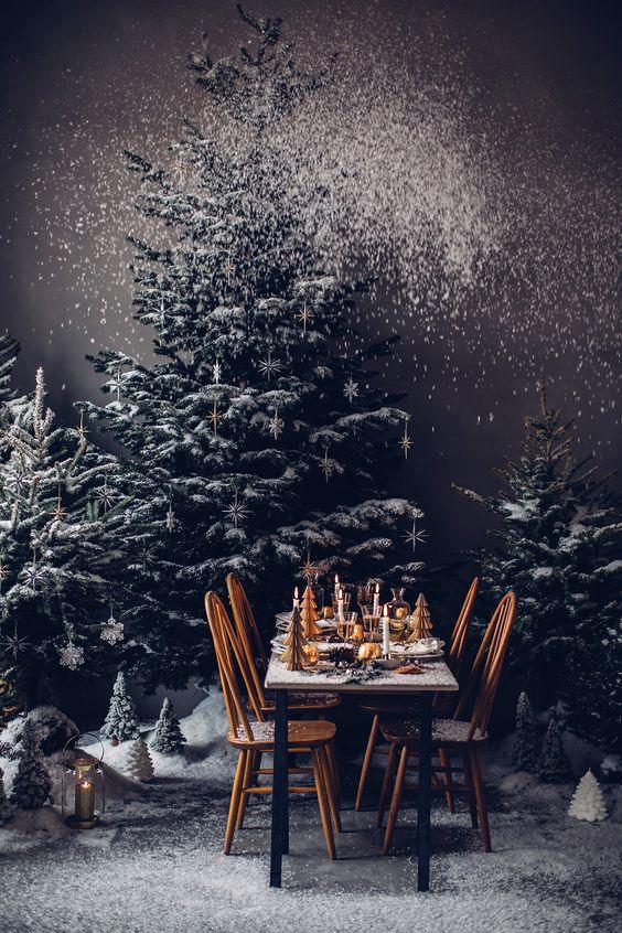 tendance déco pour Noel mystique  - Les 8 tendance déco pour Noël 2019
