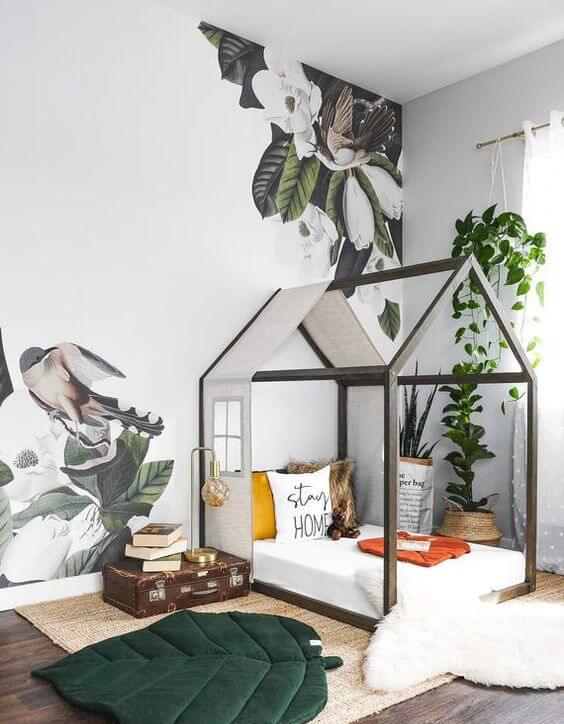 choisir le lit de son enfant lit cabane montessori  - Comment bien choisir le lit de son enfant ?
