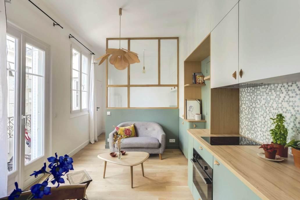 Un studio de vacances à la décoration design  - Comment optimiser l'aménagement de son studio de vacances ?