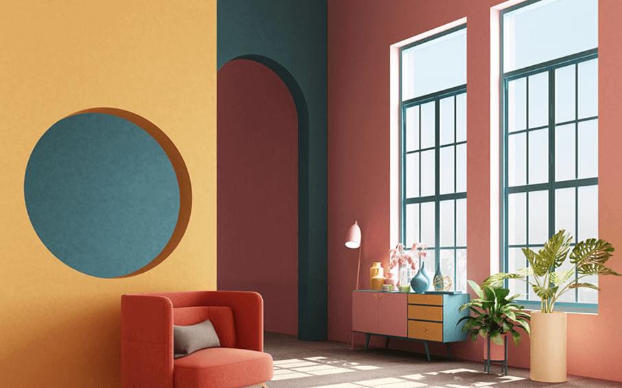 Sans titre 2 - 5 façons d'utiliser les couleurs pastel en déco