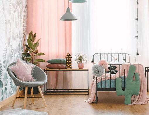 5 façons d'utiliser les couleurs pastel en déco
