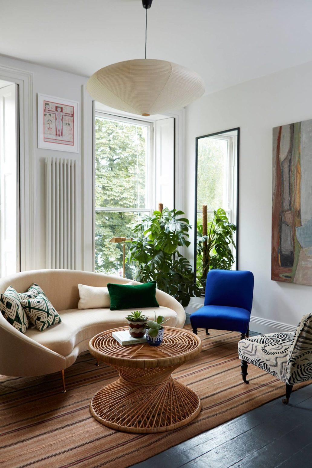 Un salon à la décoration moderne et épuré 1366x2048 - Comment aménager un intérieur design ?