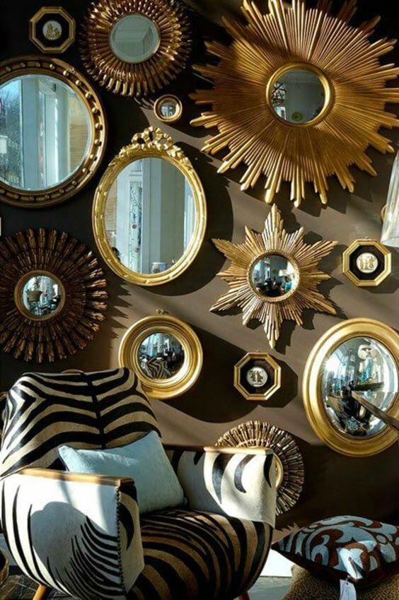 rénover un vieux miroir pour en faire une décoration de charme 2 - Retaper un miroir chiné, les étapes à respecter